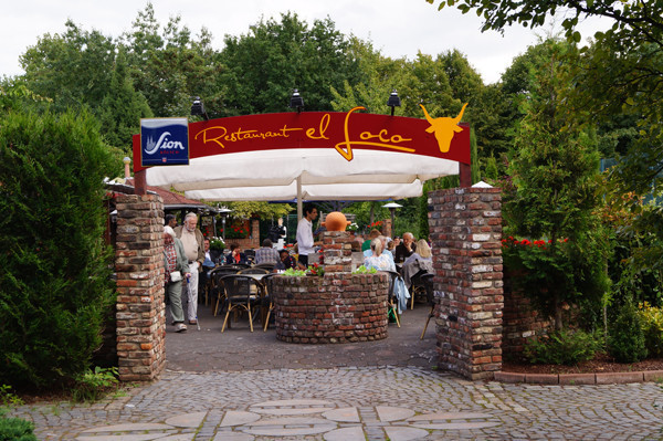 Restaurant El Loco, Steakhaus in Bornheim
